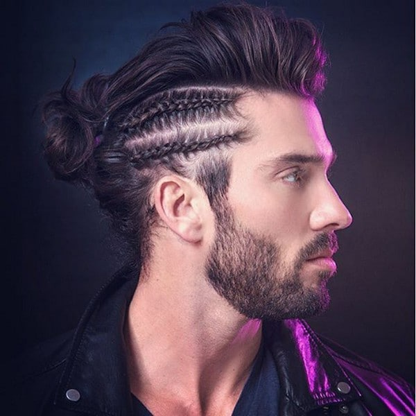 Mens Braid Hairstyles