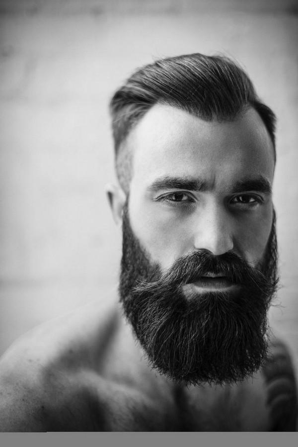Mens Full Beard Styles