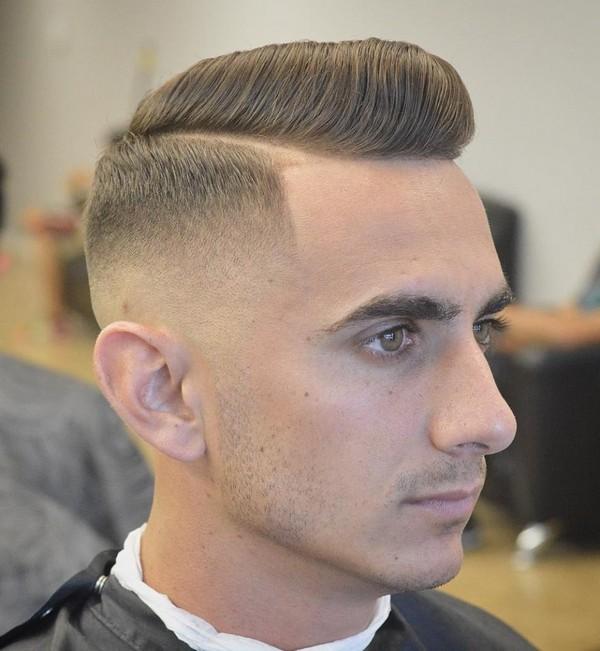 Mens Military Short Haircuts