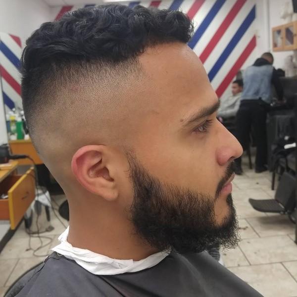 Mens Short Military Haircuts