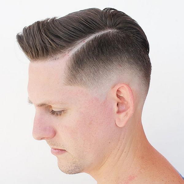 Mens Stylish Military Haircuts
