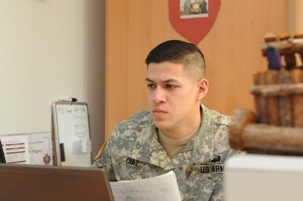 Military Mohawk Hairstyle