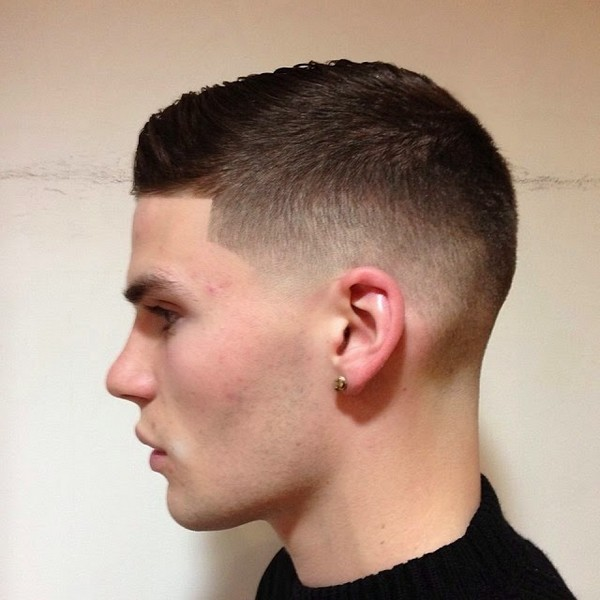 Military Officer Haircut