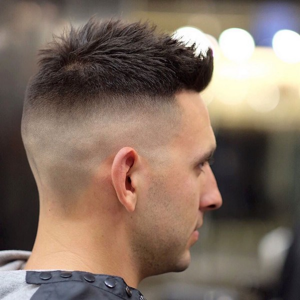 Military Regulation Haircut