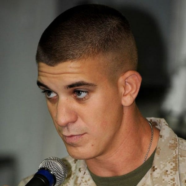 Military Style Haircuts