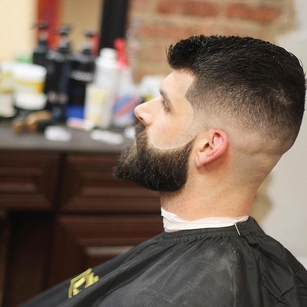New Full Beard Styles