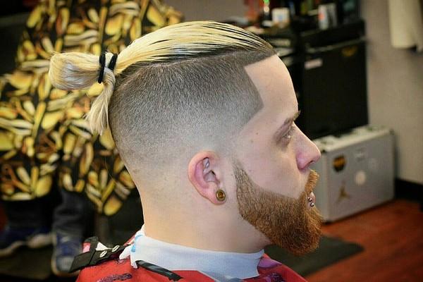 Non Full Beard Styles