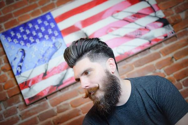Not Full Beard Styles