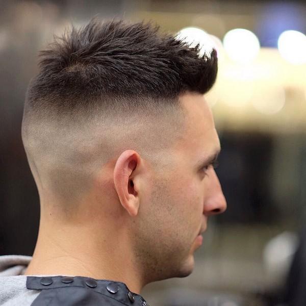 Popular Mens Military Haircuts