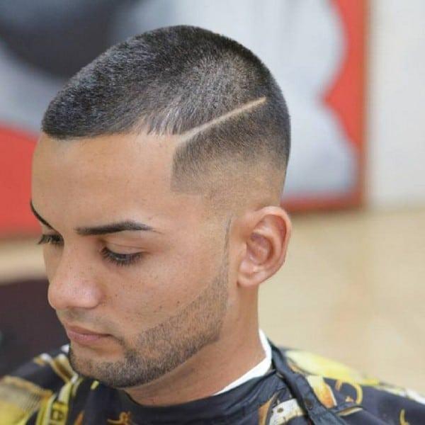 Regulation Military Haircut