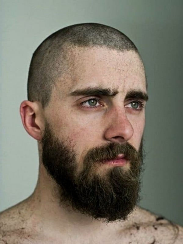 Short Full Beard Styles