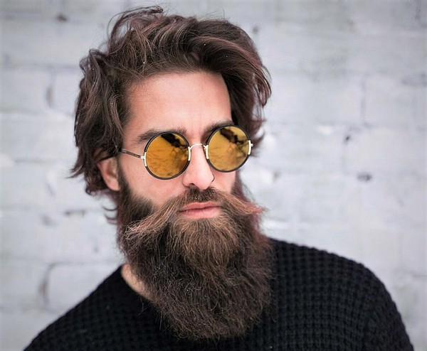 The Full Beard
