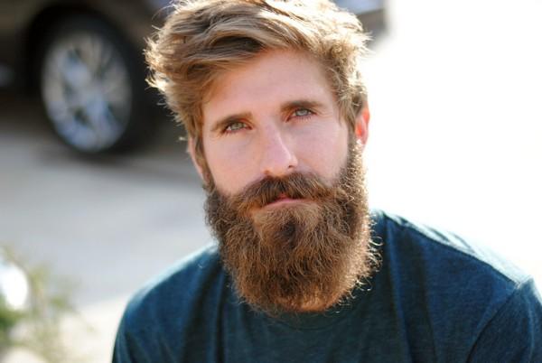 Thick Full Beard