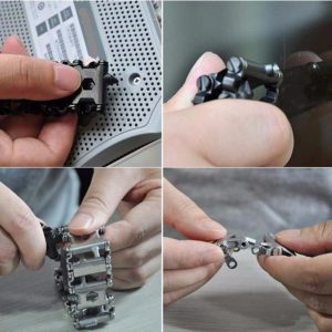 29-in-1 Multifunctional Tools Bracelet
