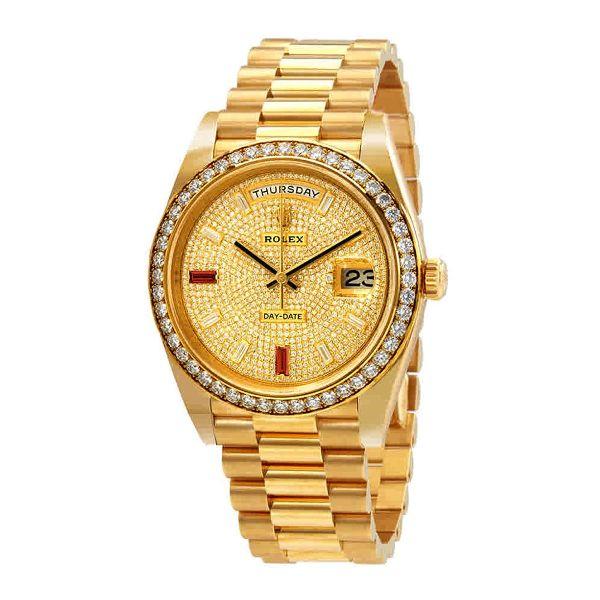 Best Rolex Gold Watches