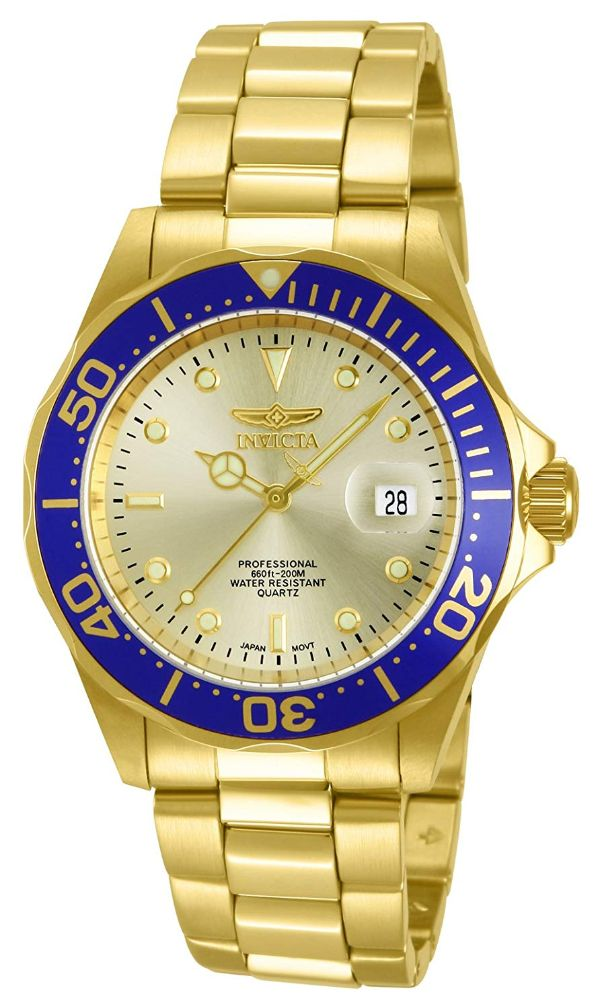 Branded Mens Gold Watches
