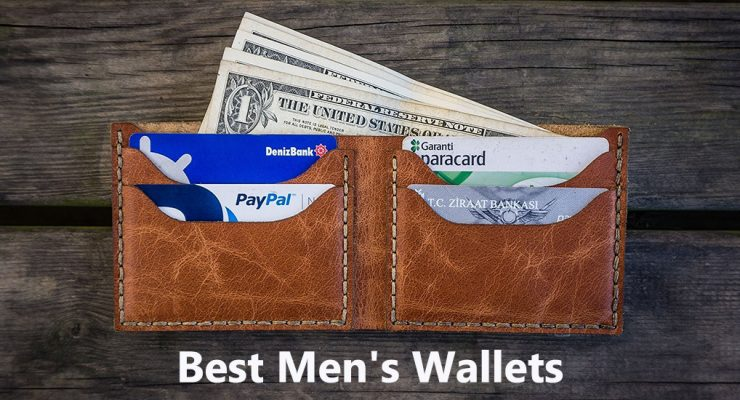 15 Best Men's Wallets Perfect For 2018