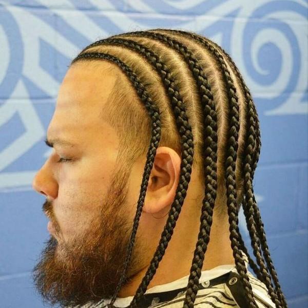 Mens Braids Hairstyles