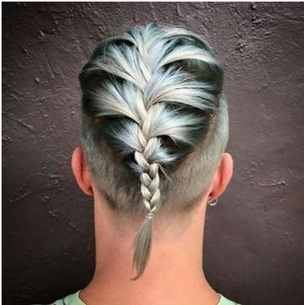 Mens Cornrows Braids