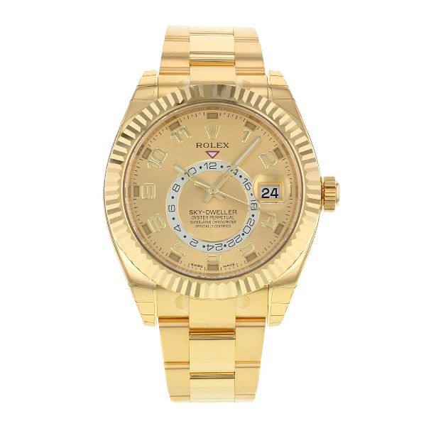 Rolex Mens Gold Watches