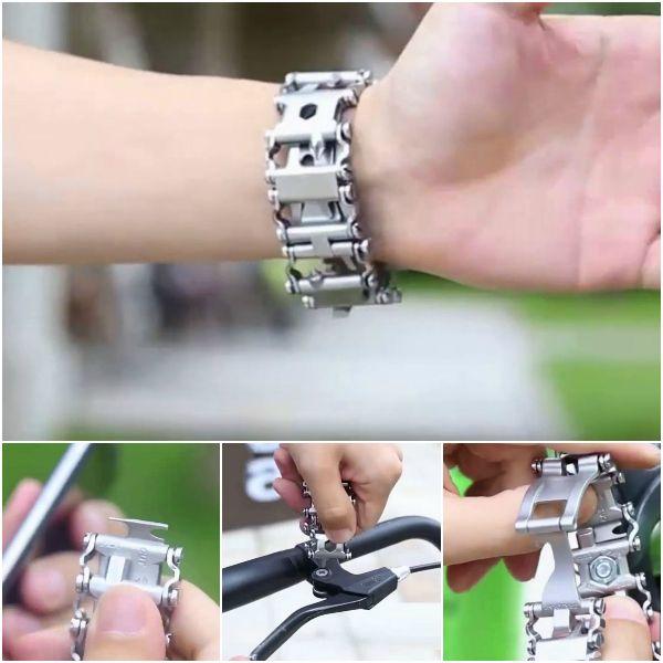Tools Bracelet Uses