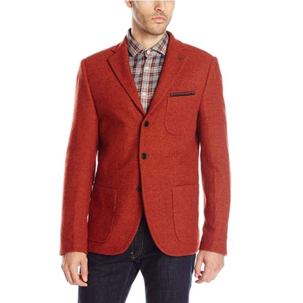 Scotch & Soda Velvet Mens Blazer