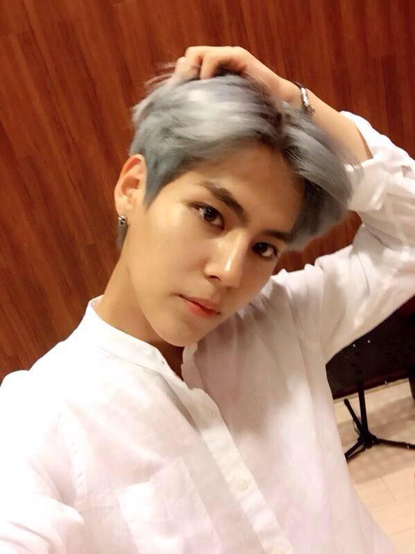 Boy Korean Hairstyle 2018