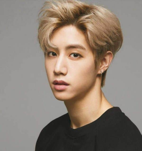 Boy Korean Hairstyle