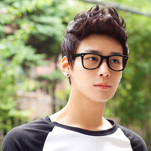 Boy Male Korean Hairstyle 2018