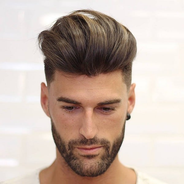 How To Do A Quiff Hairstyle