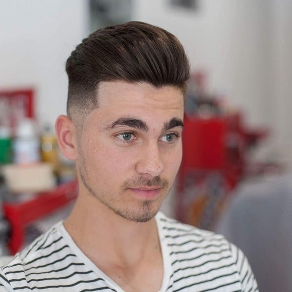 How To Do Men's Quiff Hairstyle