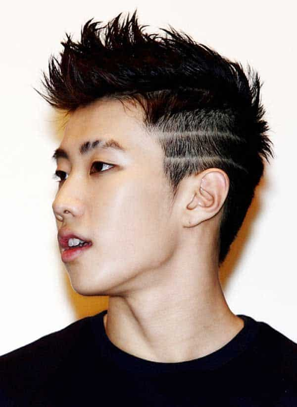 Korean Long Boy Hairstyle