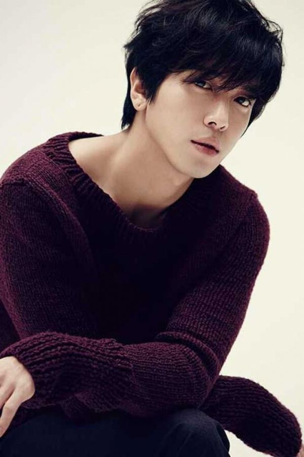 Long Korean Hairstyle Male With Bangs