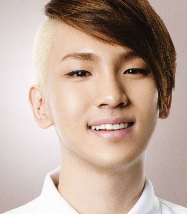 Long Korean Hairstyle With Bangs 2018 Male
