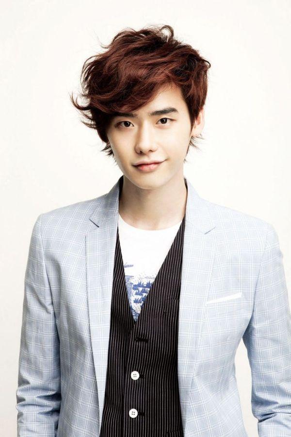 Long Korean Hairstyle With Bangs
