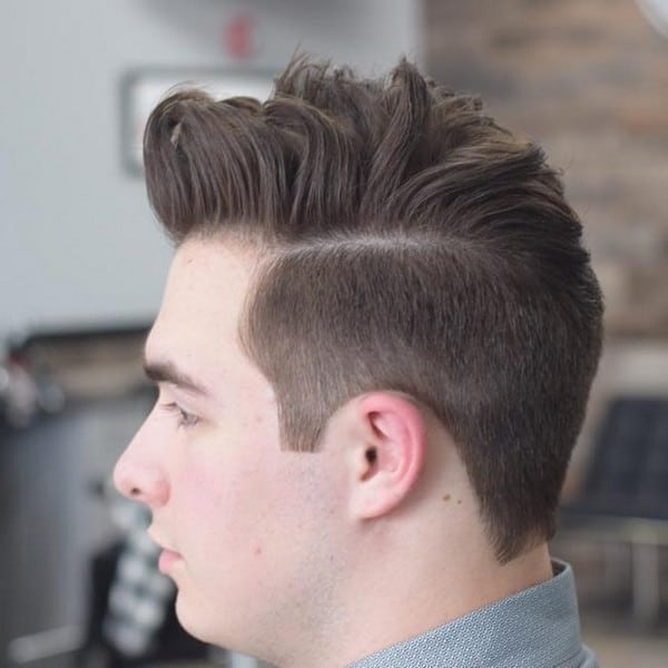 Quiff Hairstyle For Guys