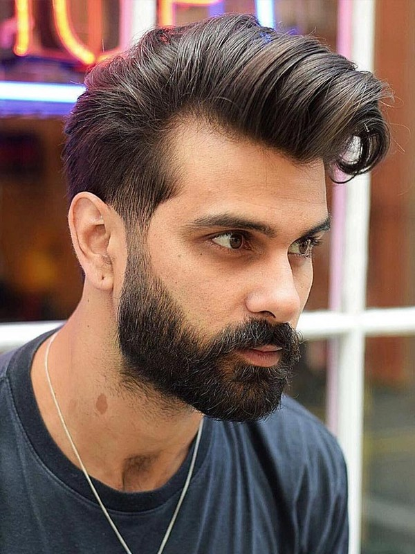 Quiff Hairstyle For Man