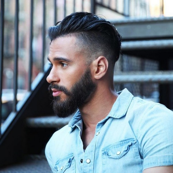 Quiff Hairstyle For Short Hair