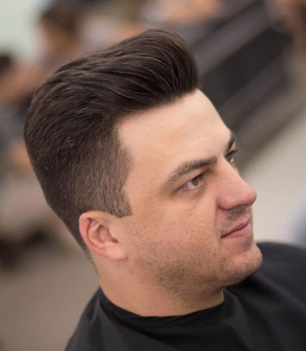 Quiff Hairstyle For Thin Hair