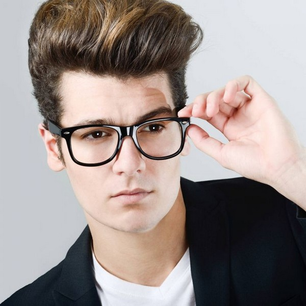 Quiff Hairstyle Mens