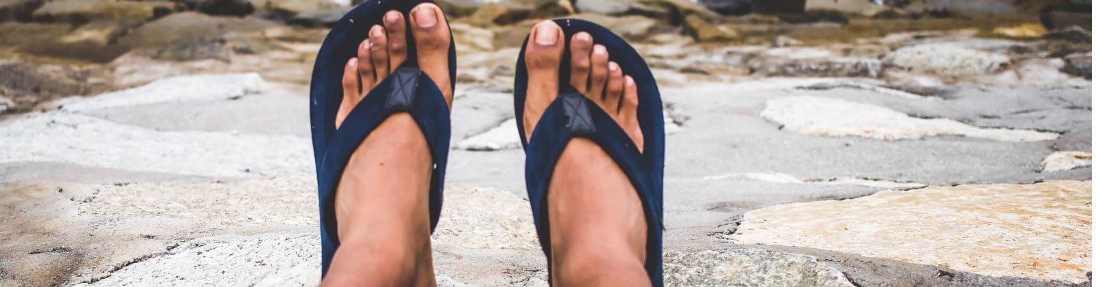 cool mens flip flops