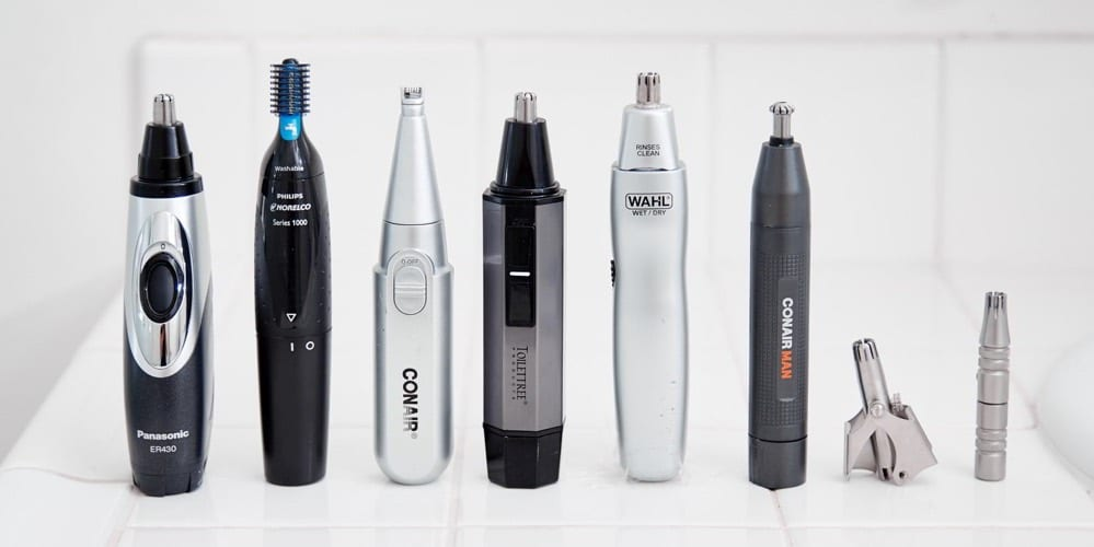 best nose hair trimmers buying guide