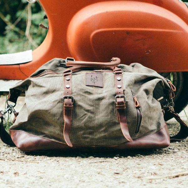Army Weekend Bag