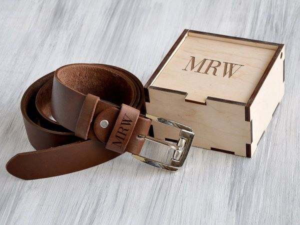 Custom Belts For Men