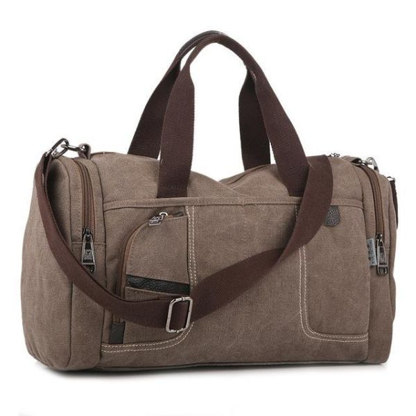 Disaster Design Weekend Bag