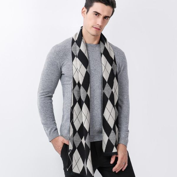Fashion Mens Scarf