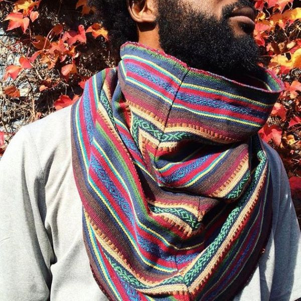 Indian Mens Scarf