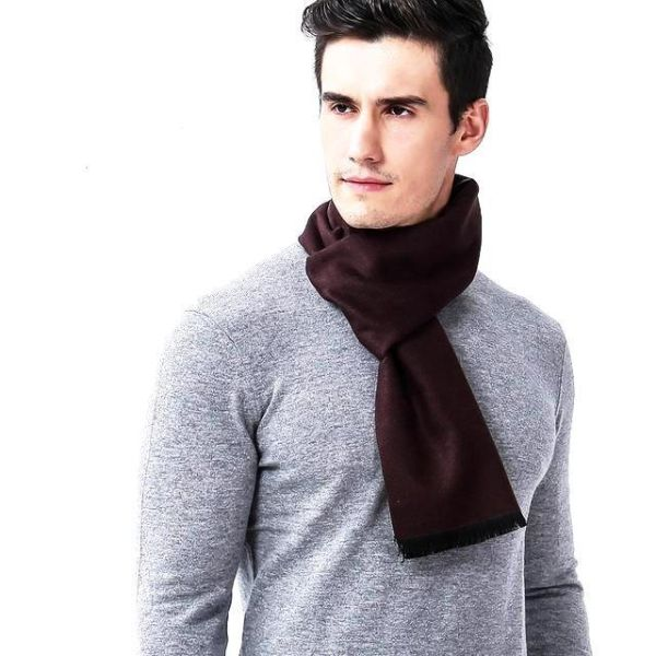Lightweight Mens Scarf