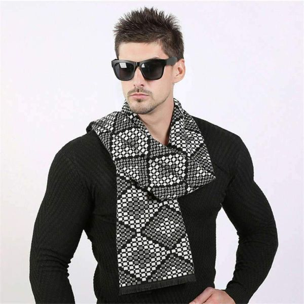 Long Mens Scarf