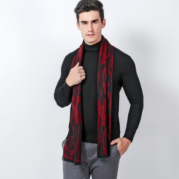 Luxury Mens Scarf